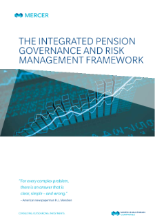The Integrated Governance and Risk Management Framework - Download PDF